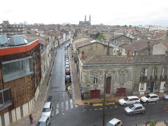 Ibis Budget Bordeaux Gare Saint Jean : 窓からの眺め