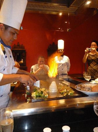Iberostar Grand Paraiso: Japanese restaurant