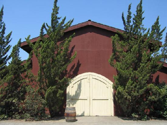 DeLoach Vineyards: DeLoach winery