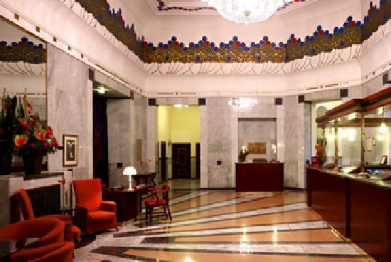 Hotel Bristol, a Luxury Collection Hotel, Warsaw: lobby