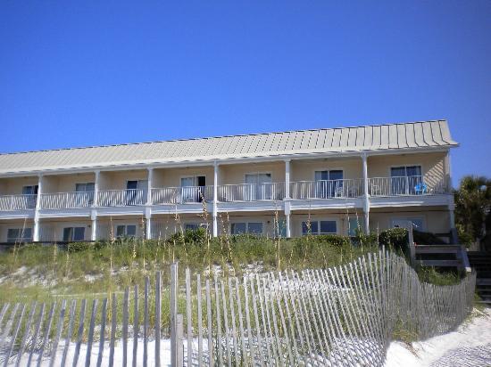 Sea Oats Motel: outside view