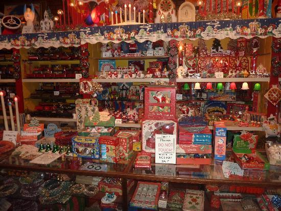 National Christmas Center: Every toy I played with...and broke