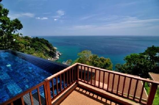 Paresa: Talay Pool Suite