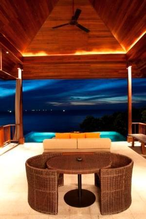 Paresa Resort Phuket: Cliff Pool Villa Sala and Pool