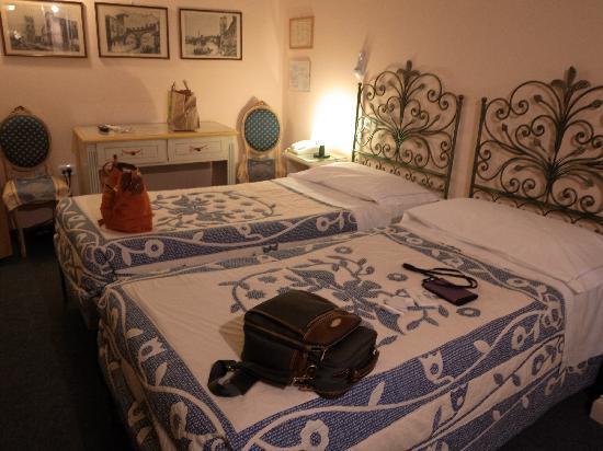 Hotel Torcolo: 客室