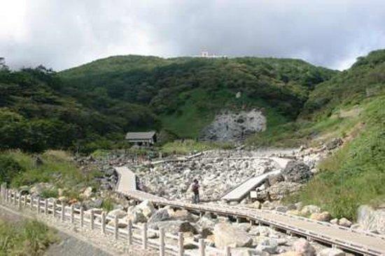 Nasu Highlands : 殺生石付近