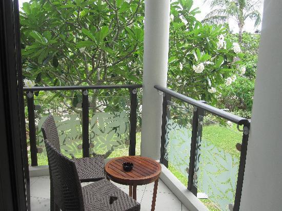 Radisson Blu Resort Fiji Denarau Island : terrasse