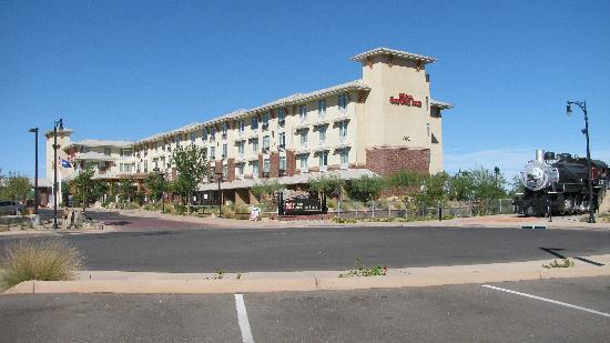 Perfect Hilton Garden Inn Yuma Pivot Point: All Aboard! Awesome Ideas