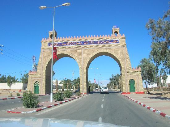 Τοζέρ, Τυνησία: Porte de Tozeur