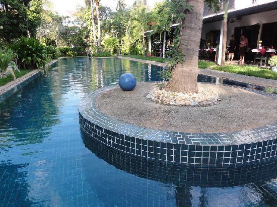 La Maison d'Angkor: piscina