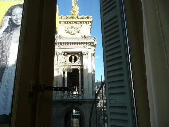 โรงแรมอินเตอร์คอนติเนนตัล ปารีสเลอกรองด์: Un petit air d'opéra quand même...