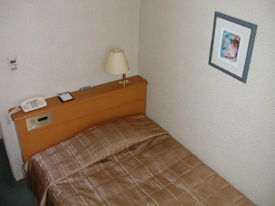 Hotel Sunroute Asakusa: ベッド