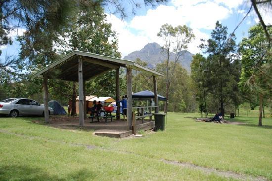 Mt Barney Lodge Country Retreat: Mount Barney Campsite