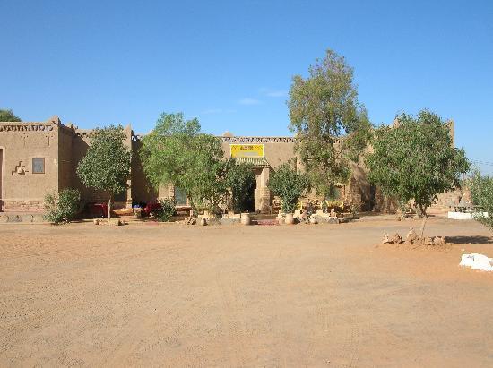 لي بيراميديس هوتل: View of the hotel