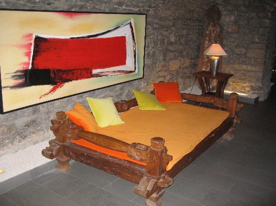 Barcelo Monasterio de Boltana: Decoración interior