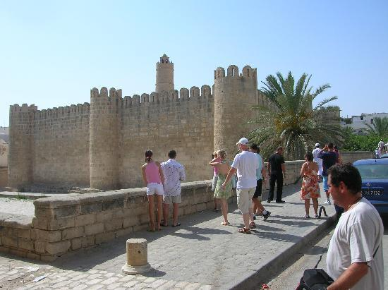 Sousse, Tunisie : le château