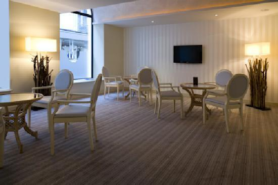 Hotel le Roncevaux : Salon