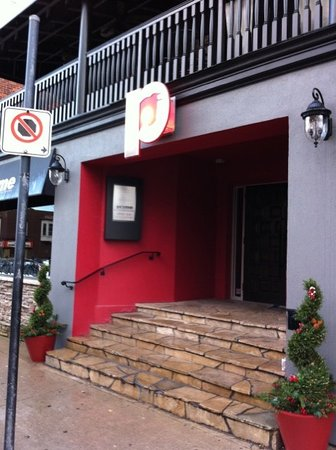 SB Prime : Entrance