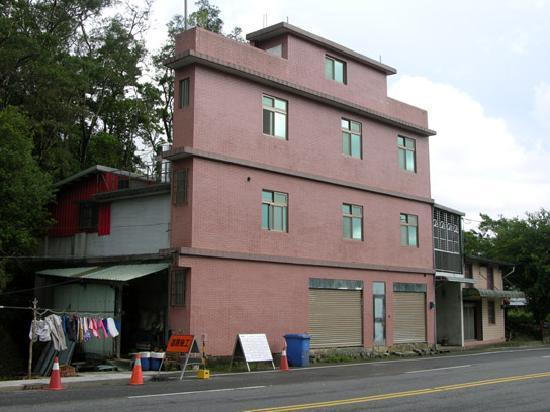 Xinbei, Taiwan: Narrow house, Shuangsi, Taipei County