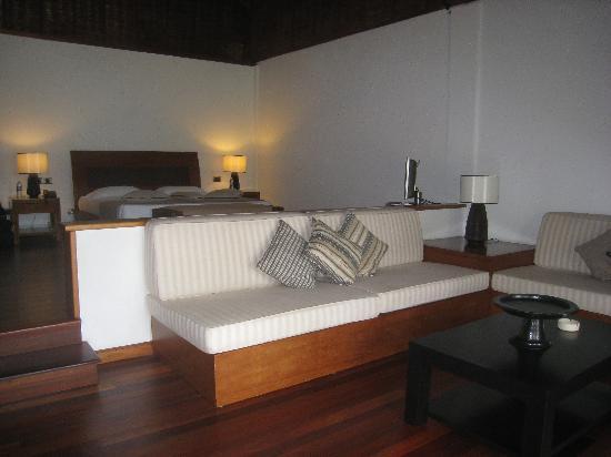 Palm Beach Resort & Spa Maldives: Präsidentensuite