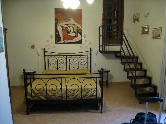 I Vicoletti : chambre