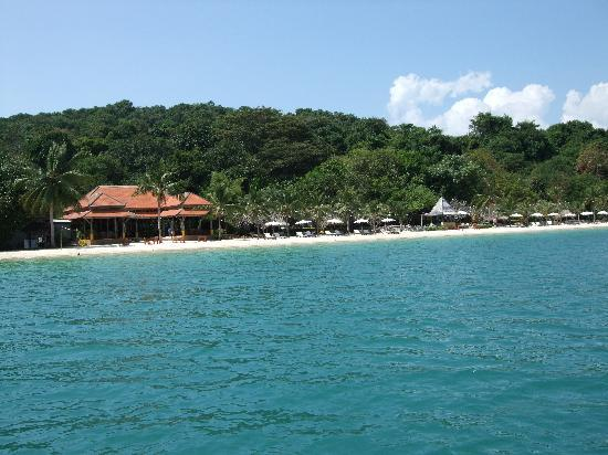 Mooban Talay Resort: The beach at Mooban Talay