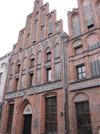 Torun, Poland: maison de Copernic