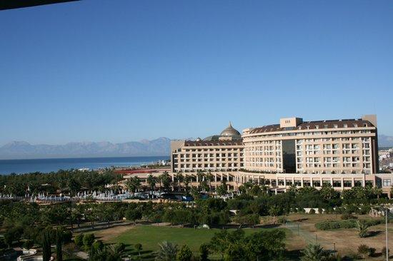 Fame Residence Lara & SPA : Blick auf das Hotel