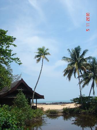 Tanjong Jara Resort: Signature scenery of TJR