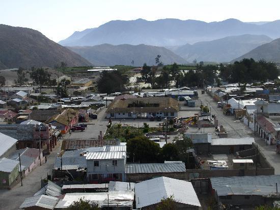 Hostal Pachamama : Panoramica de Putre