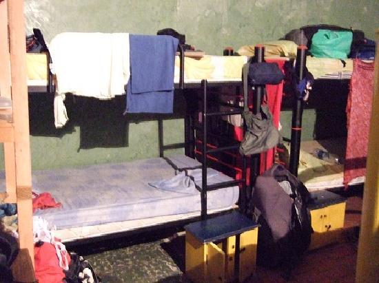 Casa Viena: ドミトリー(8人部屋)