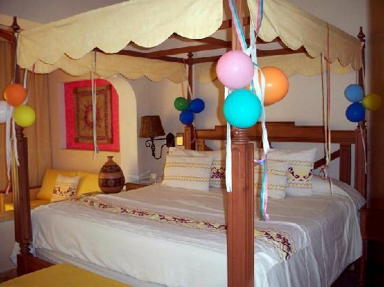 Excellence Riviera Cancun: Decorated for my husband\u0027s Birthday & Decorated for my husband\u0027s Birthday - Picture of Excellence Riviera ...