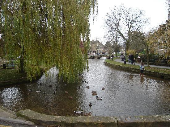 Chester House Hotel: Bourton in November 2010