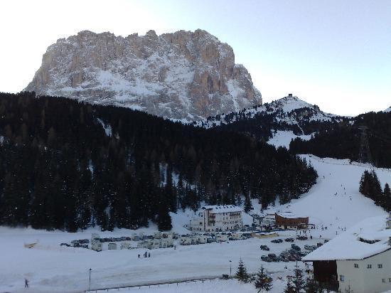 Garni Wolf: The slopes in Plan de Gralba.
