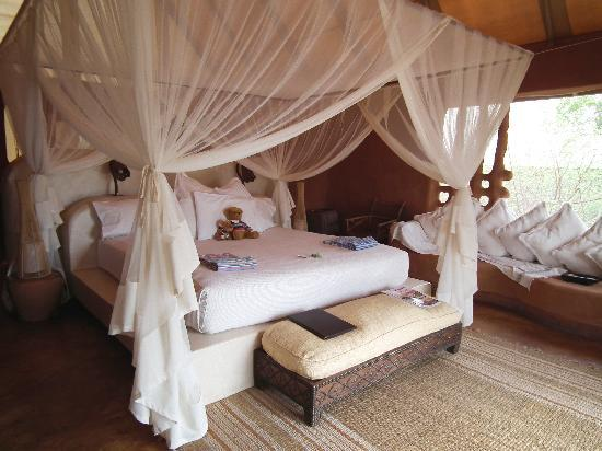 Garonga Safari Camp: Bedroom