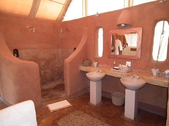 Garonga Safari Camp: Bathroom