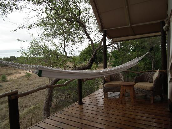 Garonga Safari Camp: Hammock