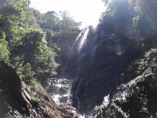 ‪Temurun Waterfall‬
