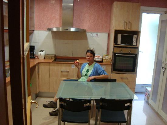 Padilla Guest House: Breakfast room