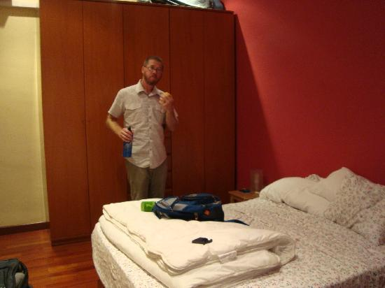 Padilla Guest House : Double room