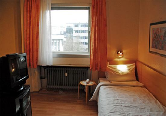 Hotel Euler Haus: Euler Haus - single room