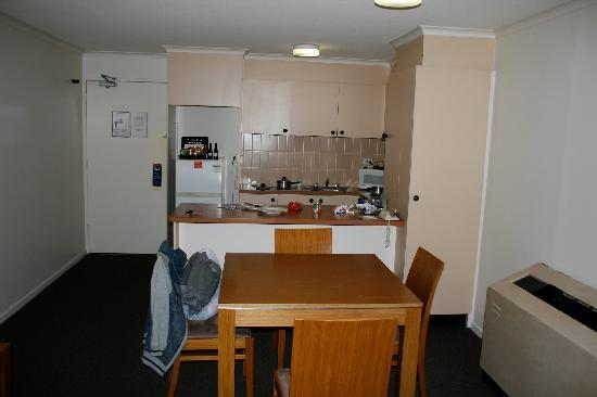 Gladstone, Australia: cucina