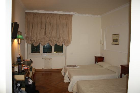 Domus Cavour: Our room