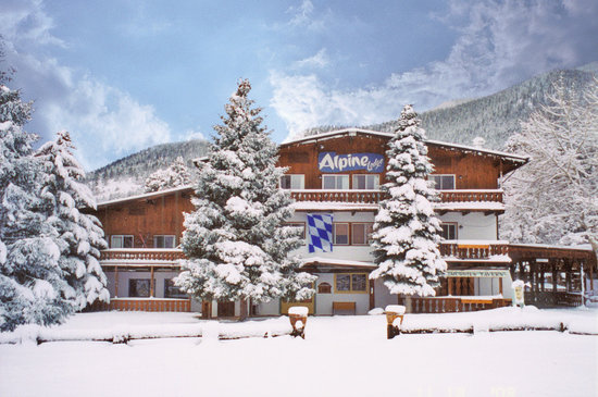 Alpine Lodge & Hotel : Main Chalet