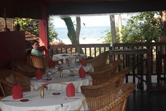Raheem Residency: View from Roof-top Restaurant