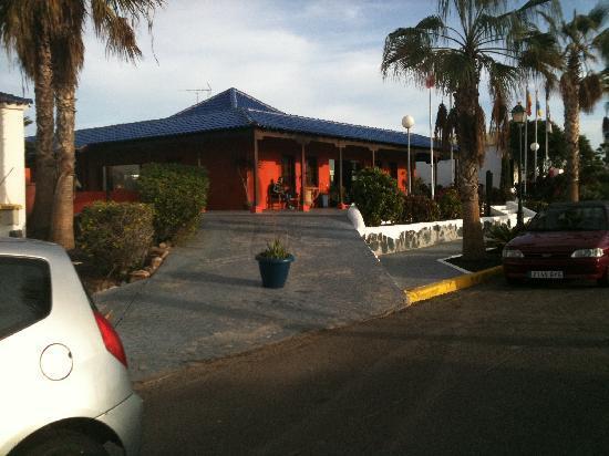 Fuerteventura Beach Club: Reception