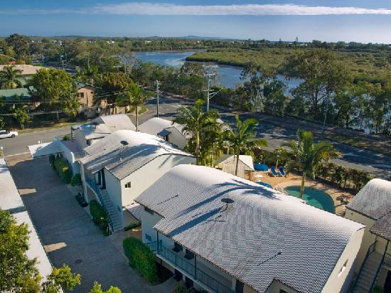 Anchor Motel: Close to Noosa River