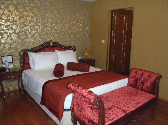 Hotel Santa Hill: MY ROOM