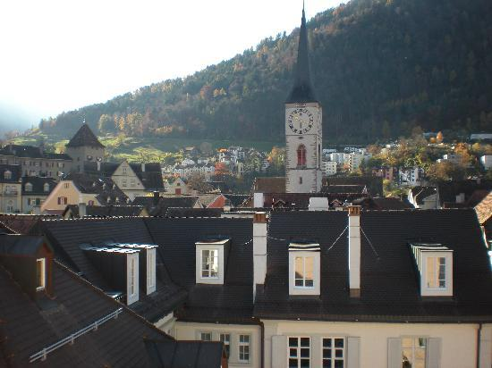 Ambiente Hotel Freieck: view from room