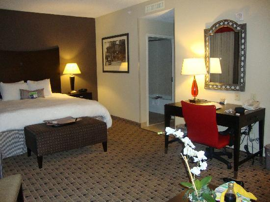 Hampton Inn & Suites Montgomery-Downtown: Room with a view